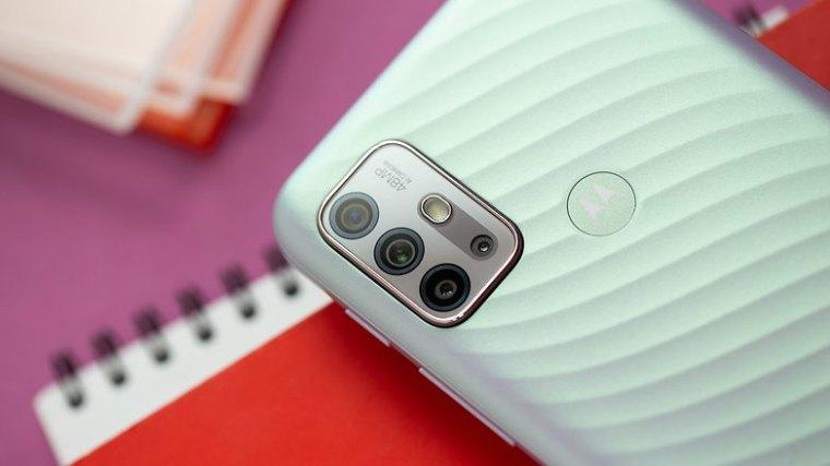NextPit Motorola Moto G10 camera