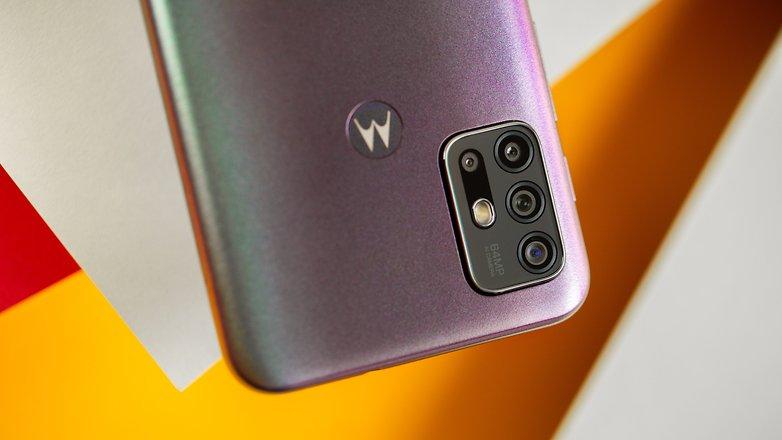 NextPit Motorola Moto G30 camera
