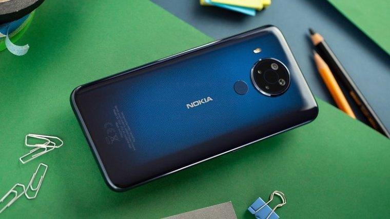 NextPit Nokia 5 4 back