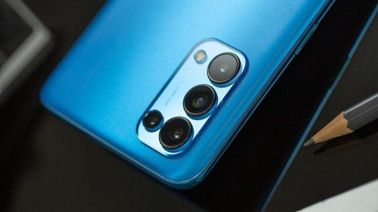 NextPit Oppo Find X3 Lite camera