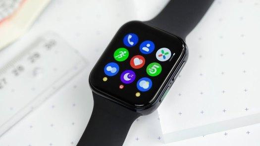NextPit Oppo Watch apps app