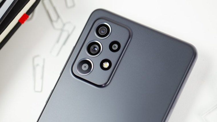 NextPit Samsung Galaxy A52 camera