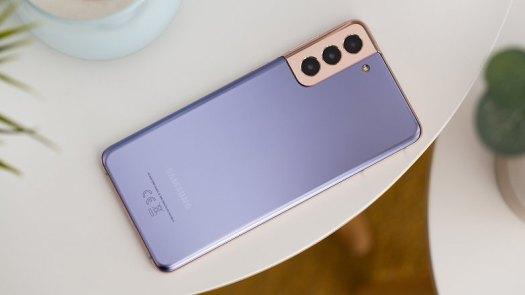 NextPit Samsung Galaxy S21 Plus back