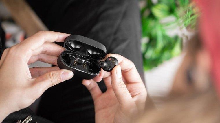 NextPit Sony WF 1000XM4 8