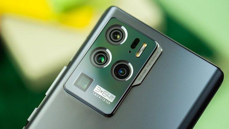 NextPit ZTE Axon 30 Ultra camera