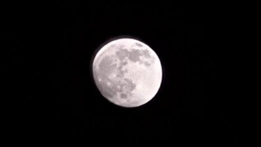 Mondfoto Samsung Galaxy S21