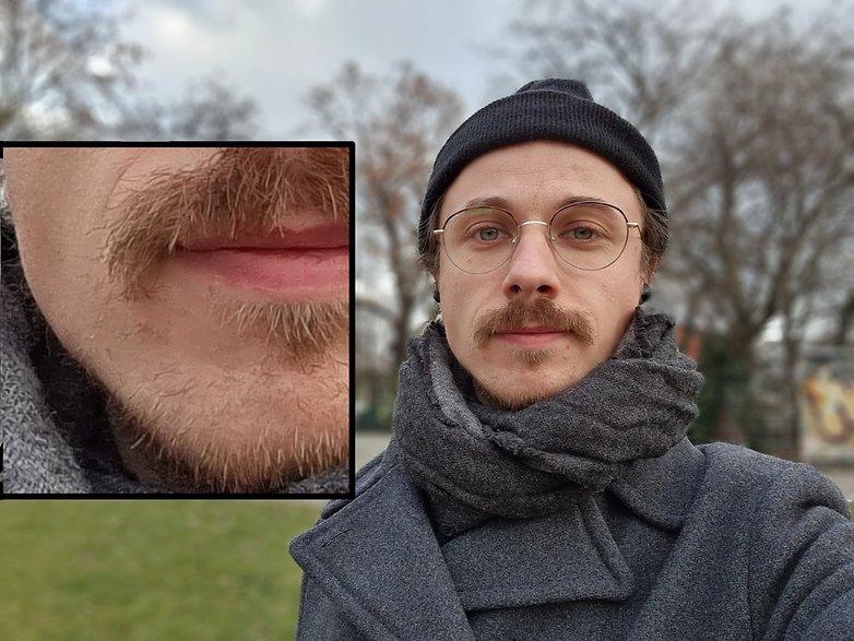 Selfie Kamera nah