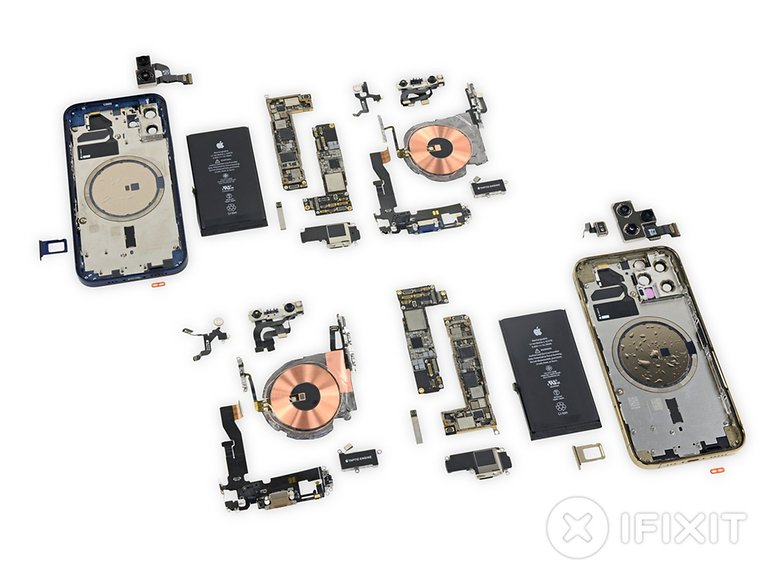 iPhone 12 Teardown iFixit