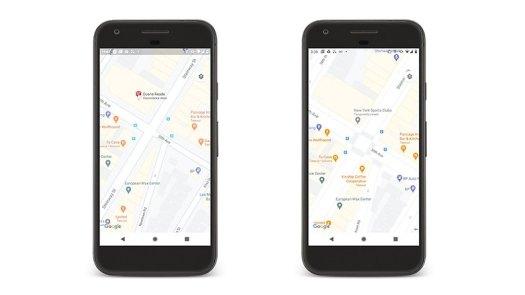 Google Maps Innenstadt