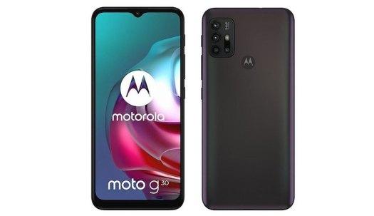 Motorola G30 Hero