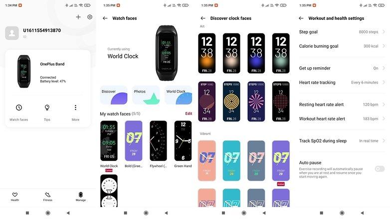 OnePlus Band App 3