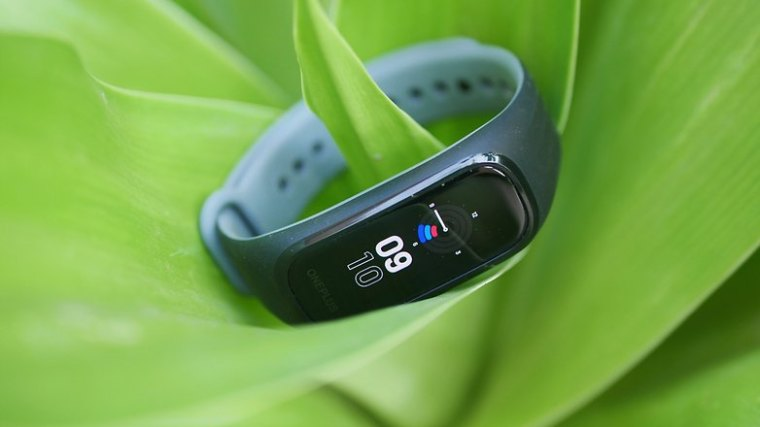 OnePlus Band Green