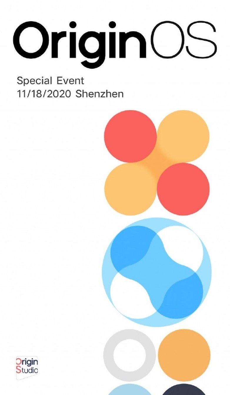 Origin OS Event