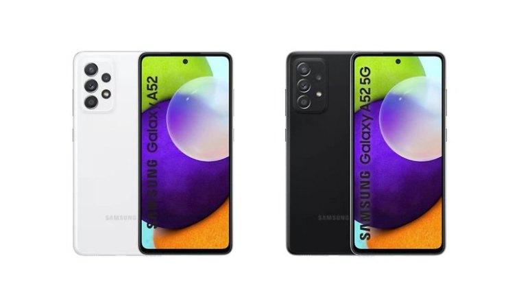 Samsung Galaxy A52 Hero