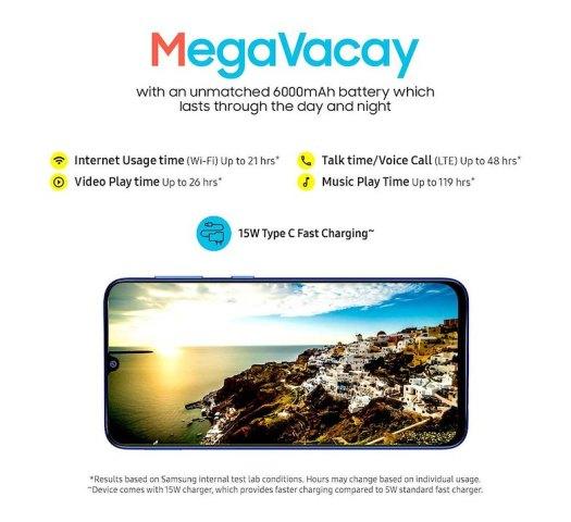 Samsung Galaxy M Prime Battery