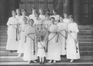 Class Day, 1910