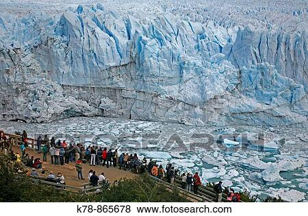 perito moreno glacier los glaciares national park el calafate area santa cruz province patagonia argentina