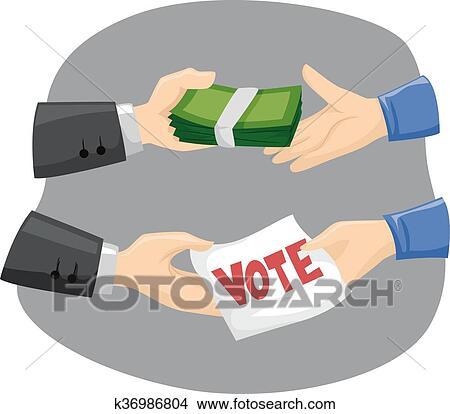 """Résultat de recherche d'images pour """"achat de vote"""""""