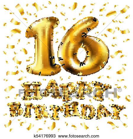 Susse Sechzehn Geburtstagskuchen Clipart Geburtstag Png