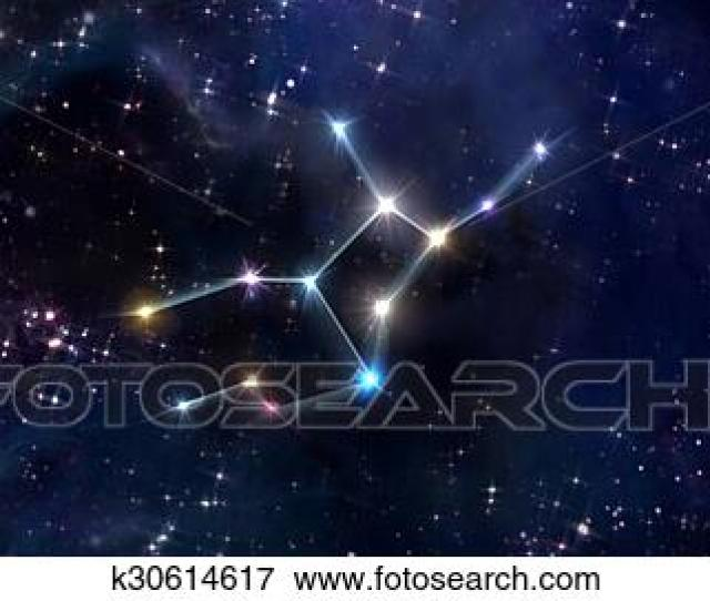Stock Illustration  Virgo Horoscope Star Fotosearch Search Eps Clipart Drawings