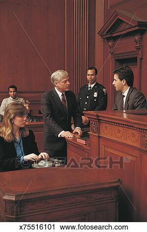 Court scene Stock Image   x75516101   Fotosearch
