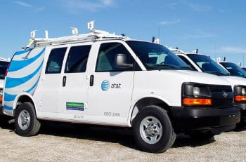 AT&T Saving Big Money on Switch to CNG Vehicles