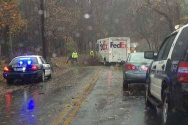 How FedEx Kept Rolling Through the Storm