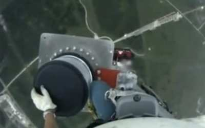 Field Service at 1,700 Feet: Radio Tower Repair