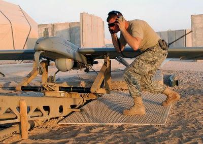 Unmanned Drones Need Repairs Too: Job of the Week