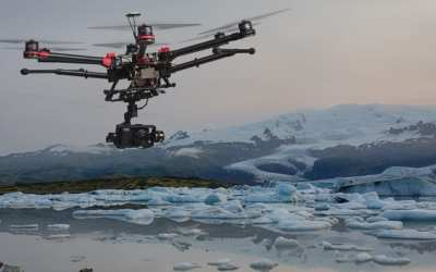 GE Prepares Drones for Takeoff in Field Service