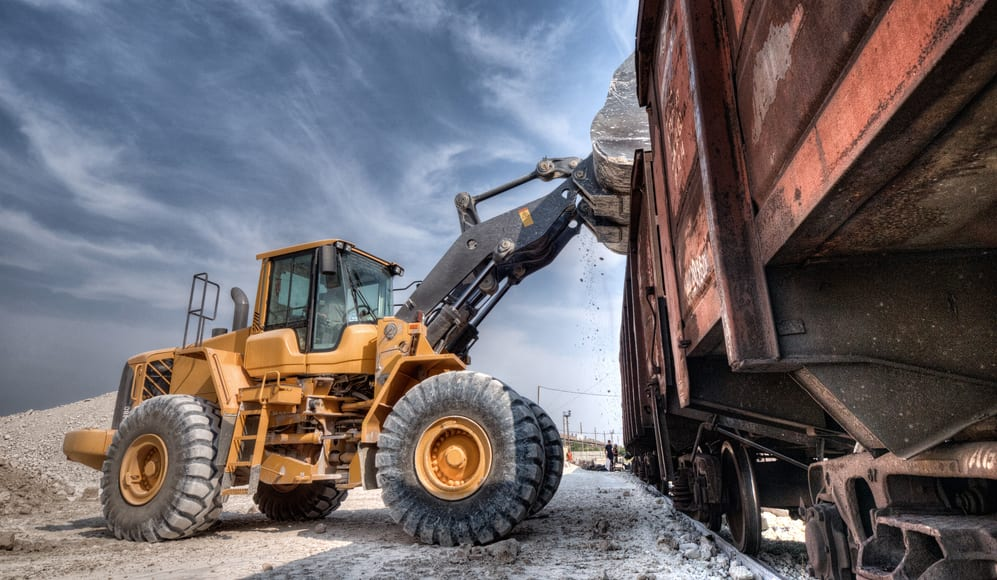 ICYMI: Caterpillar's Earth Movers Dig Into Big Data