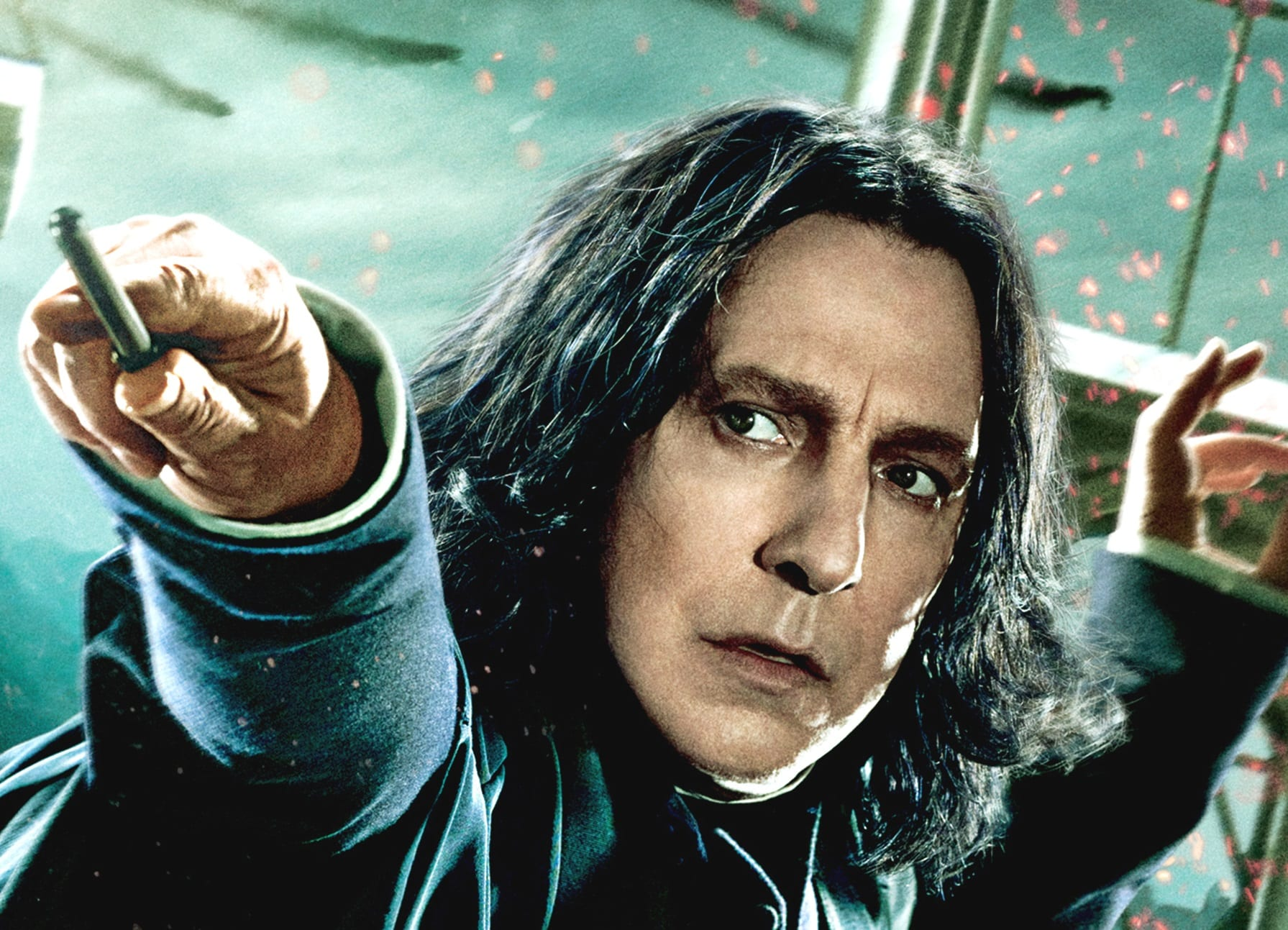Harry Lucius Potter Snape Malfoy And