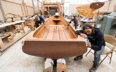 ICYMI: Drilling Students in Repair (And History) at This Boat Building School