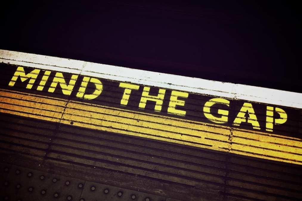 Mind the Customer Service Gap