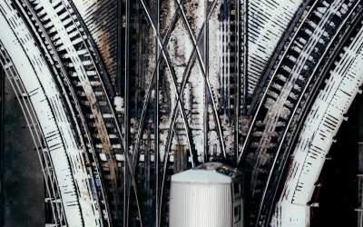 Maintaining the Rails with Multimillion-Dollar Behemoths