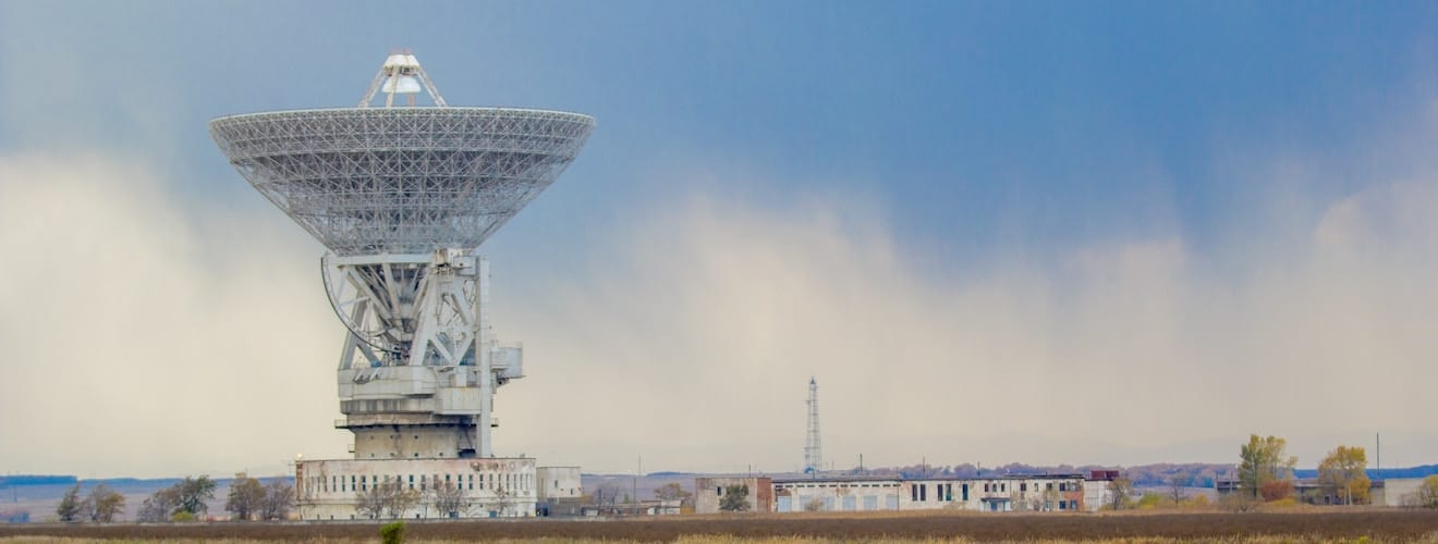 Satellite Stories: This Tech Moves Giant Dishes Around the Globe