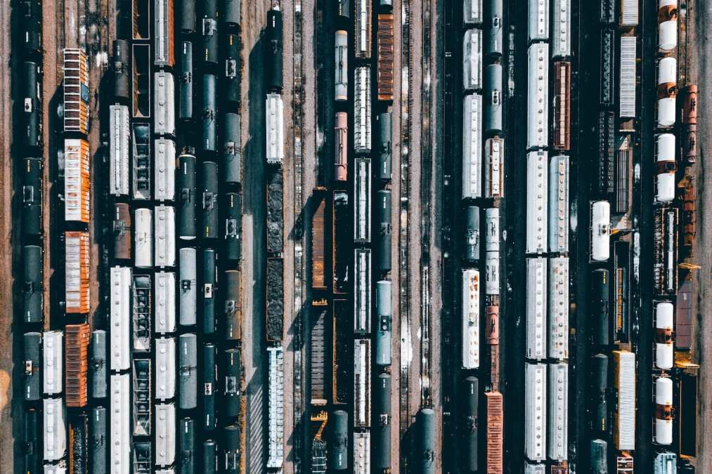 Riding the 'Internet of Trains'