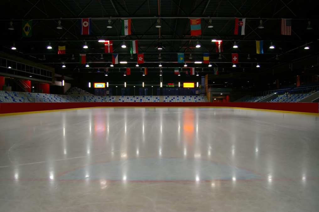 How to Fix an Indoor Ice Rink