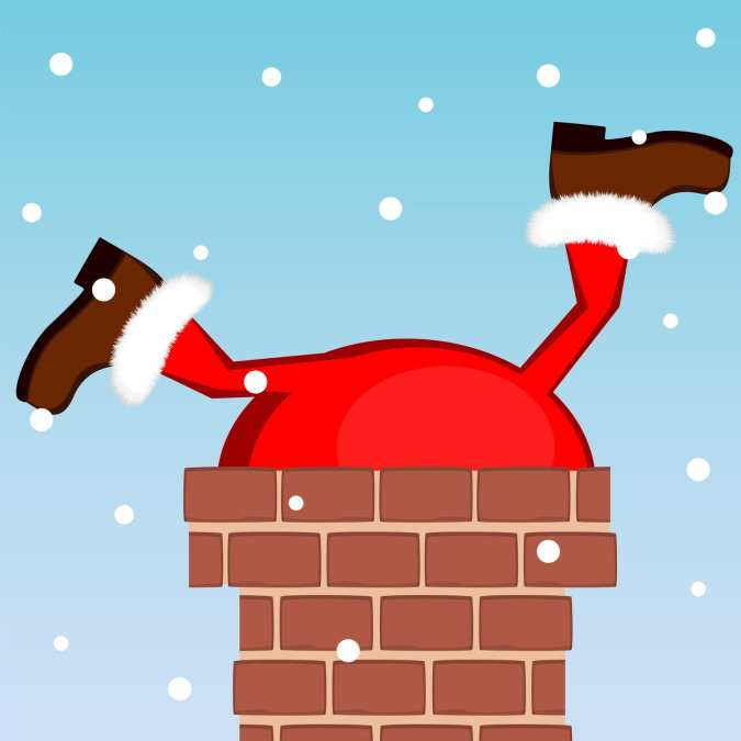 Is Your Fireplace Safe for Santa? How to Fix a Chimney