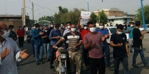 Haft Tappeh Workers 41 day strikes