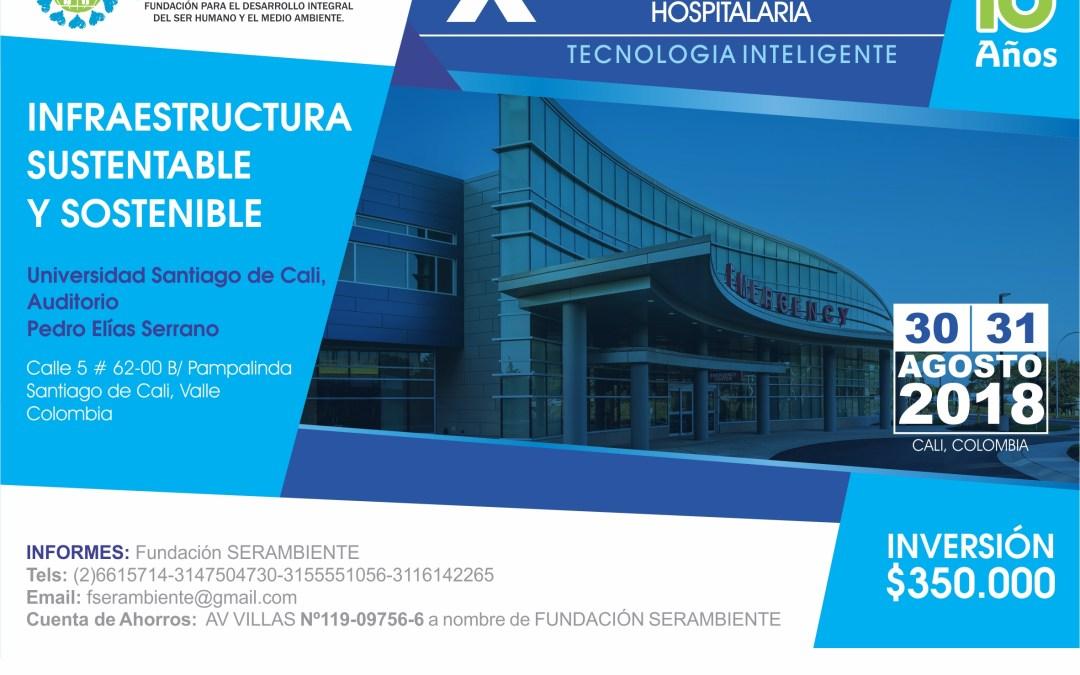 X CONGRESO COLOMBIANO DE ARQUITECTURA E INGENIERÍA HOSPITALARIO