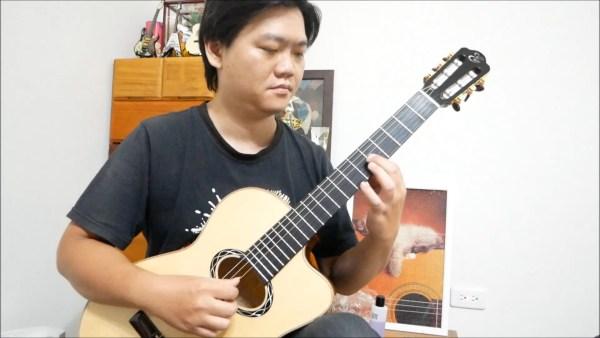 台南吉他教學
