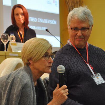 Daniel y Ángela presentan a Alexandra Belayew