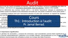 Audit cours s5