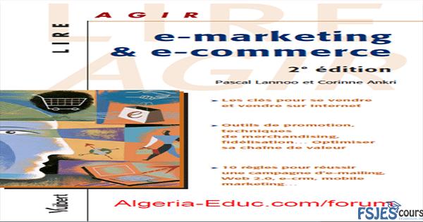E-marketing et E-commerce