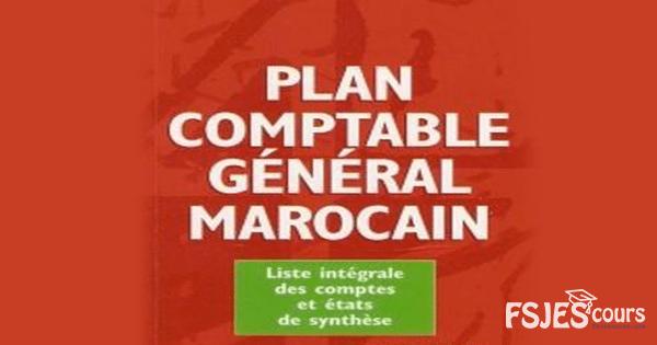 Plan comptable présentation et analyse
