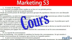 cours de marketing de base