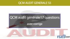 Audit générale examen