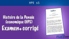 Examen HPE s5