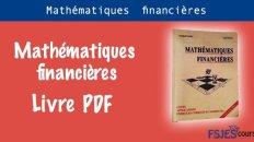 Mathématiques financières livre pdf